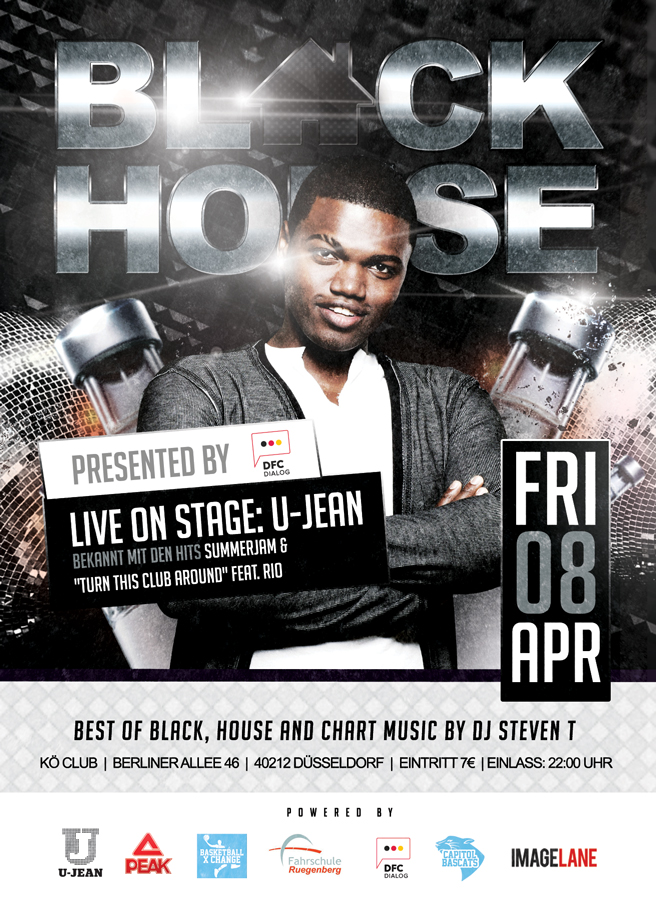 08.04.2016    Eröffnungsparty Black House