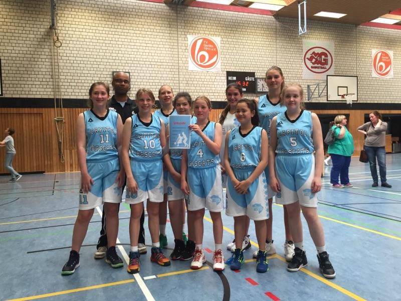 U – 15 gewinnt Turnier in Bochum
