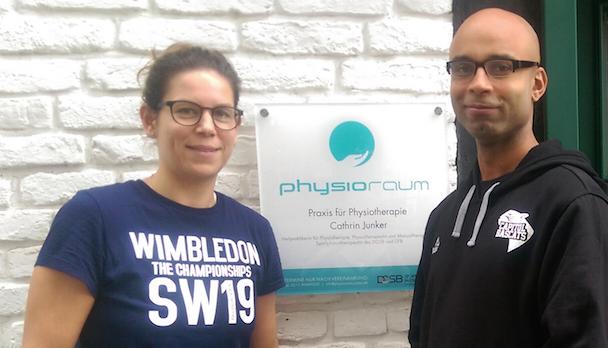 Neue Kooperation mit dem Physioraum