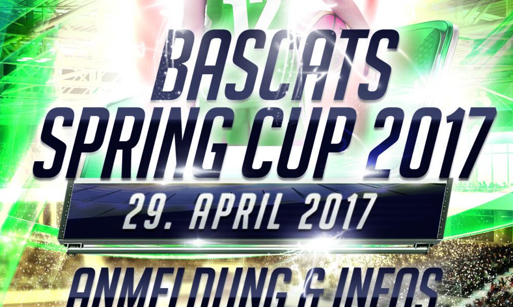 Bascats Spring Cup 2017 – Düsseldorfs größtes Damen Basketball Turnier