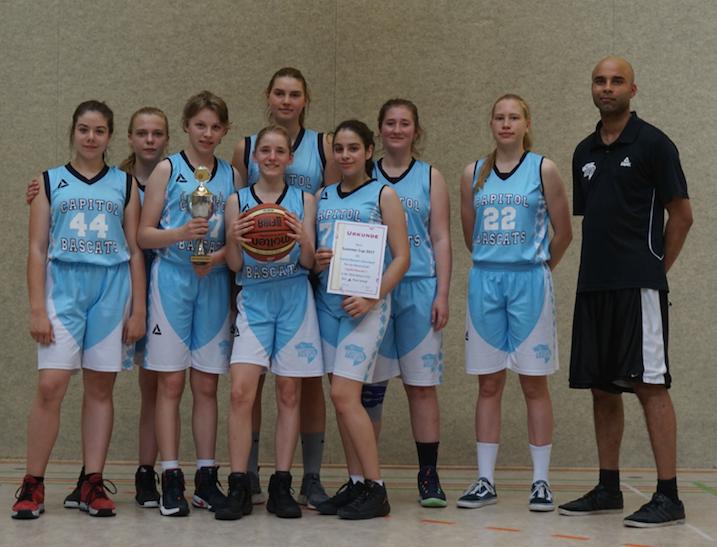 U16 gewinnt eigenes Turnier