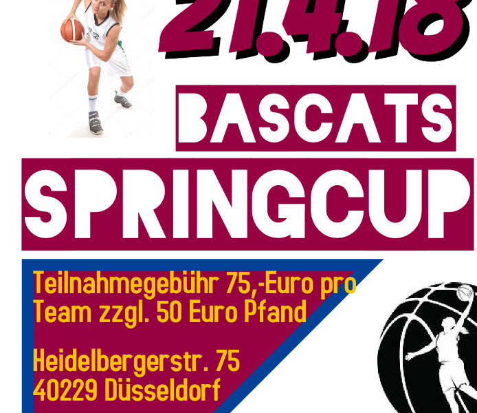Bascats Spring Cup 2018