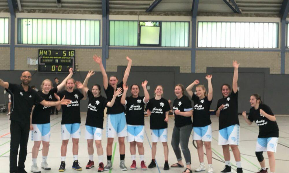 Die Sensation ist perfekt: Die U18 der CapitolBascats gewinnt die  Westdeutsche Meisterschaft