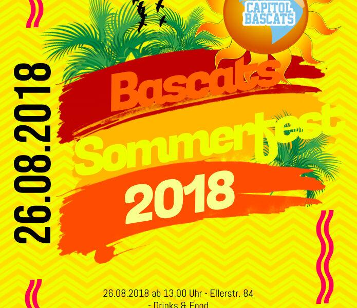 Bascats Sommerfest