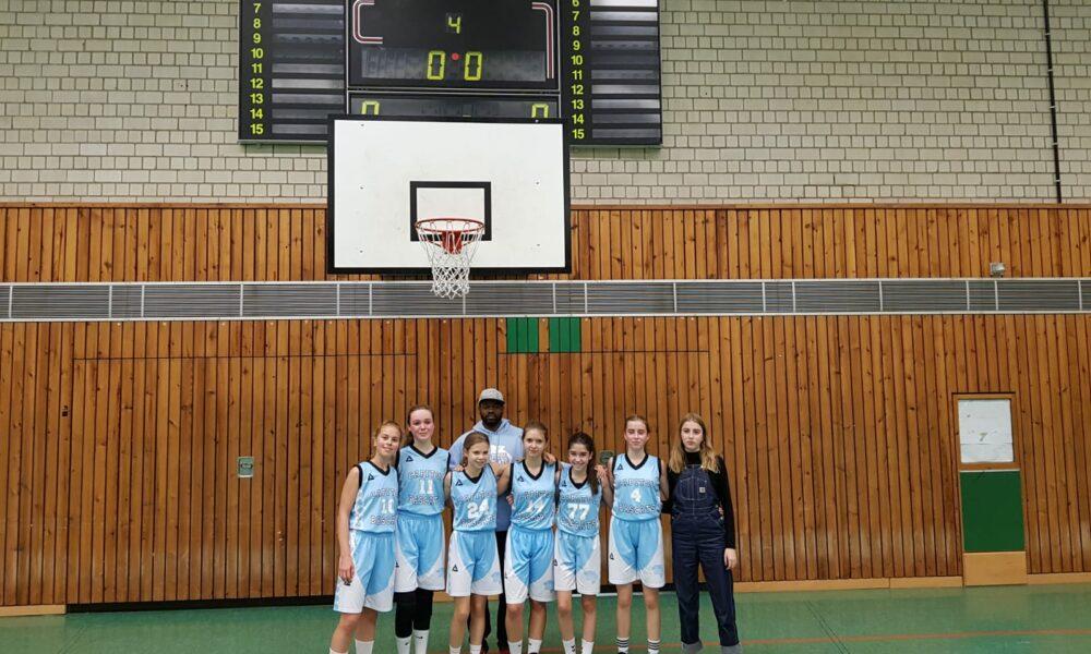 Die U16 meldet sich mit einem deutlichen Sieg in Essen