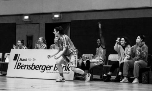 The Last Dance um Platz 1:                          Capitol Bascats gegen Rheinland Lions