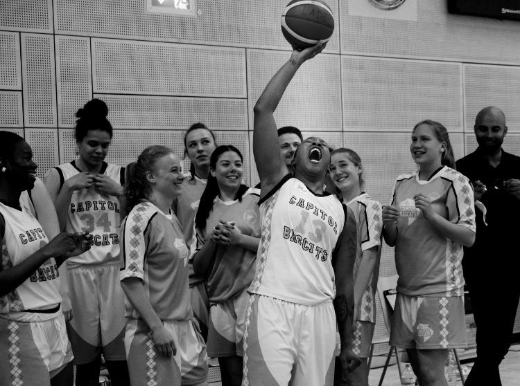 Die Capitol Bascats schaffen den Sprung in die 1. Damen-Bundesliga
