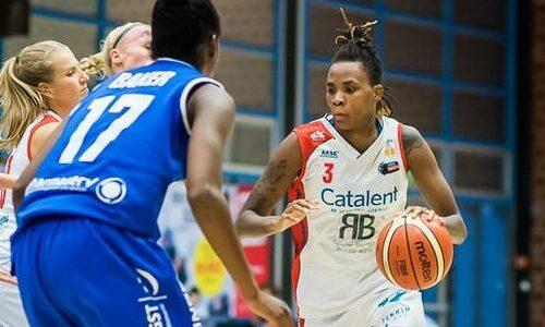 Tiffany Jones wird die neue Center-Spielerin
